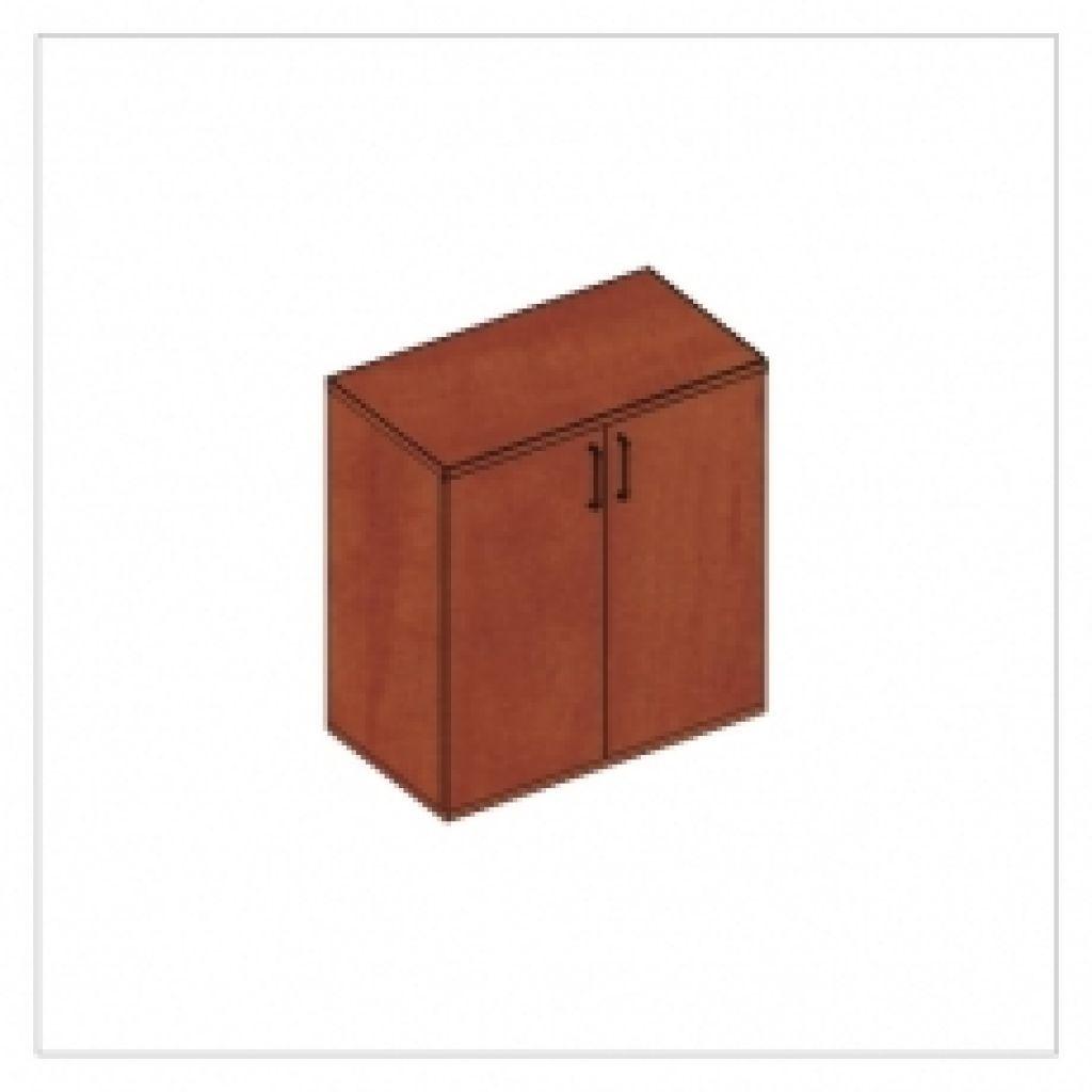Kwantum irodabútor alacsony zárt szekrény