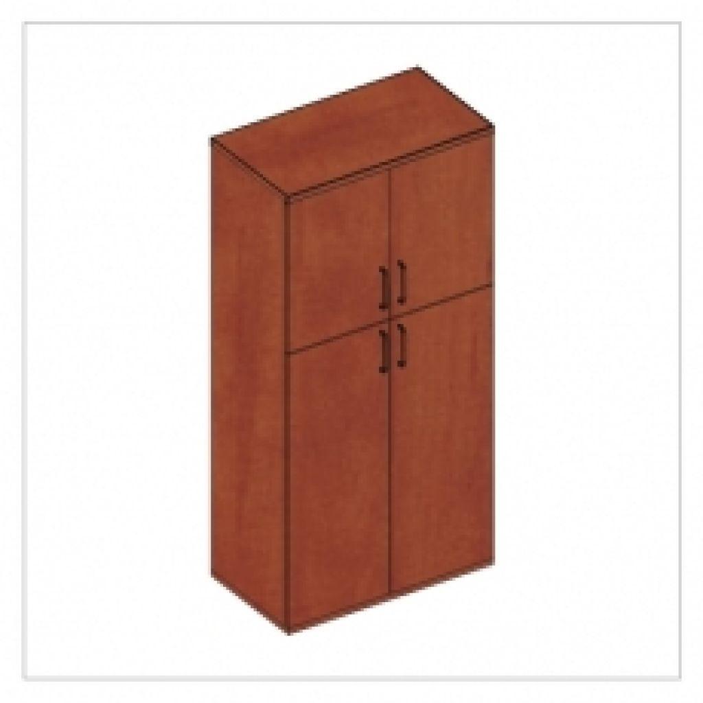Kwantum irodabútor magas 4 ajtós szekrény