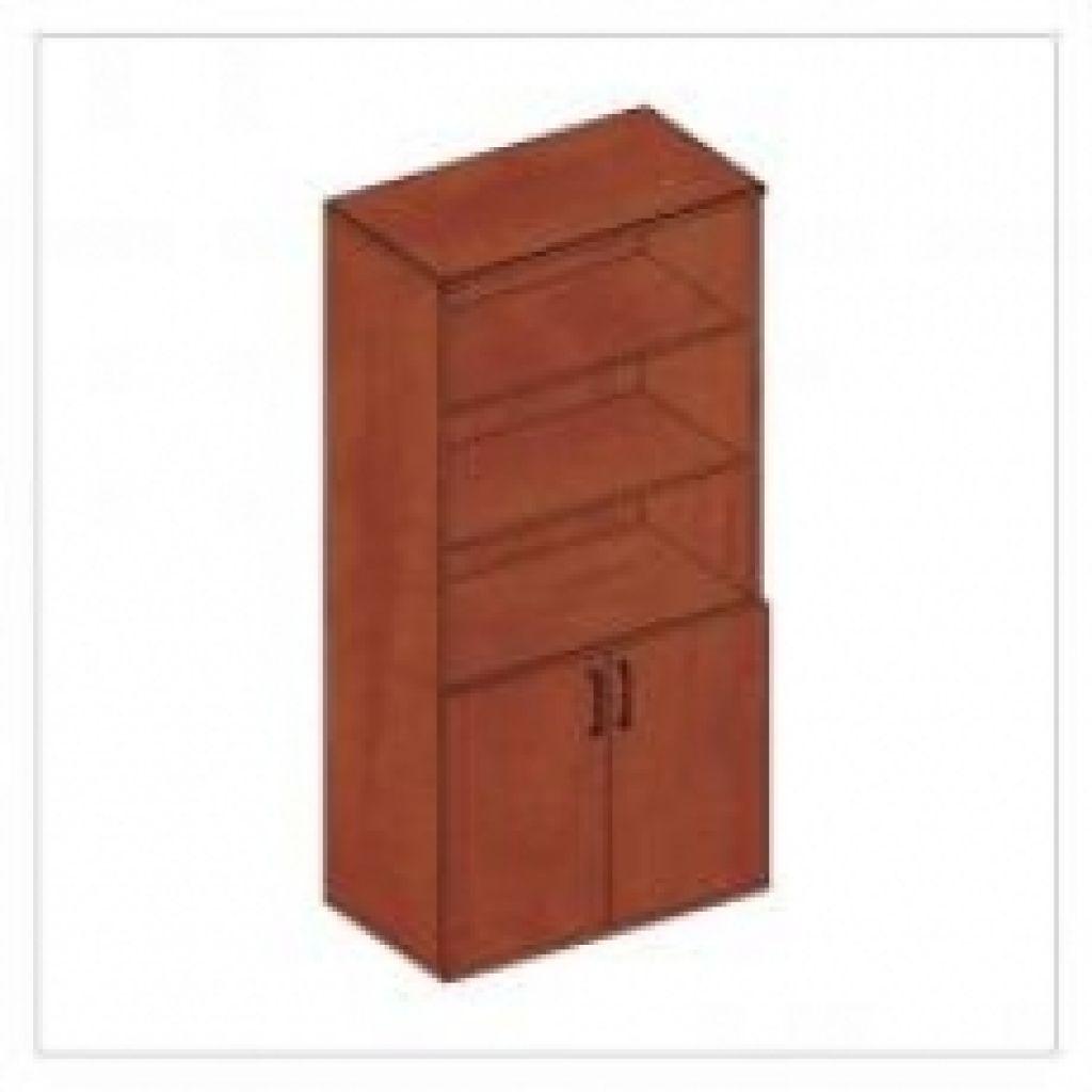 Kwantum irodabútor magas szekrény