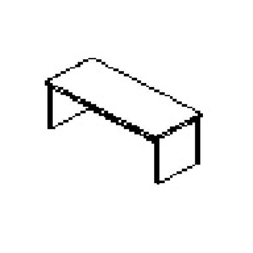 Silver irodabútor-asztali-rátét-pult