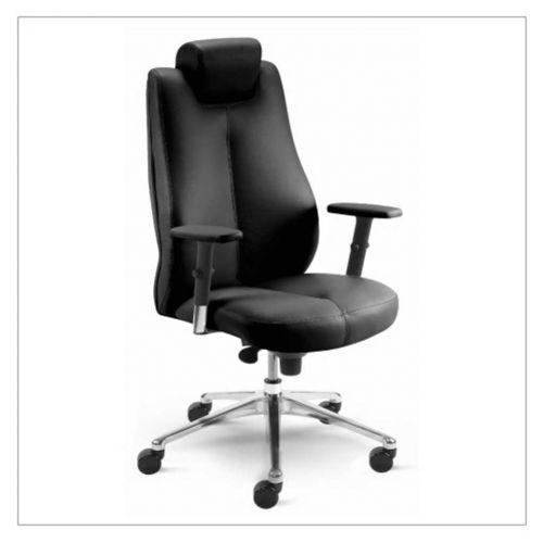 SONATA LUX HRU R15 ST28CR EST KN780 Bőr fotel
