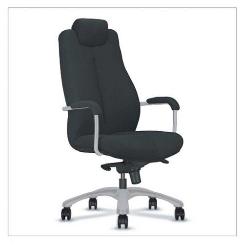 SONATA XXL ALU SP-A SH Bőr fotel