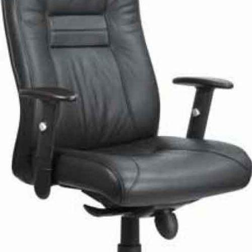 Vitellius Bőr fotel